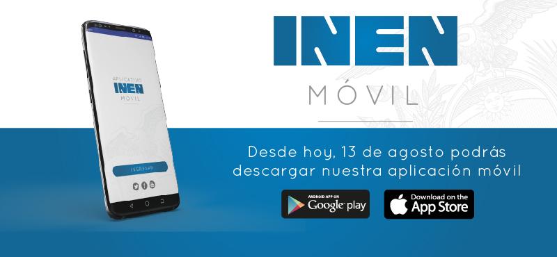 El INEN lanza al mercado un aplicativo móvil